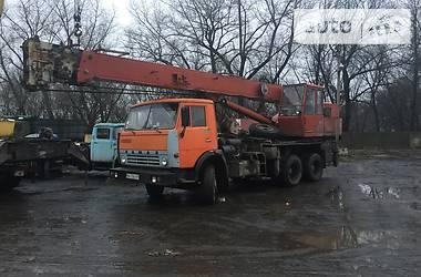 КамАЗ 53213 1990 в Олександрії