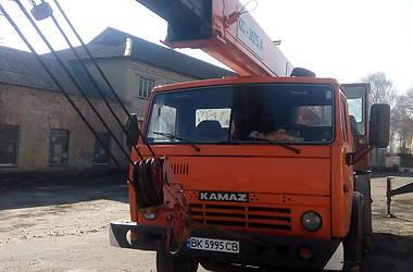 КамАЗ 53213 1991 в Остроге