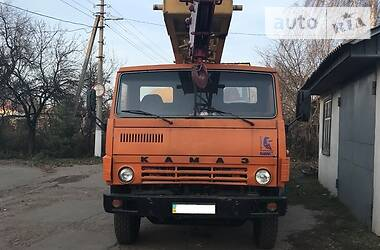 КамАЗ 53213 1989 в Броварах