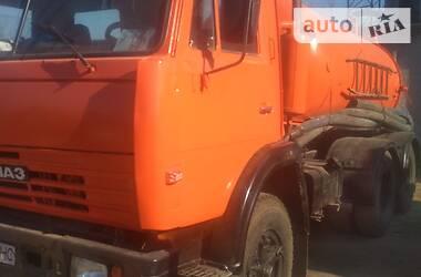 КамАЗ 53213 1986 в Днепре