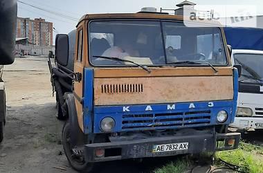 Машина ассенизатор (вакуумная) КамАЗ 53213 1989 в Днепре