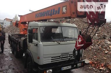 КамАЗ 53215 2001 в Хмельницькому