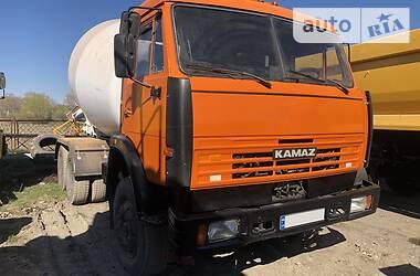 Бетономешалка (Миксер) КамАЗ 53215 2007 в Рогатине