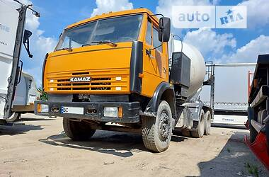 Бетонозмішувач (Міксер) КамАЗ 53229 2007 в Рогатині