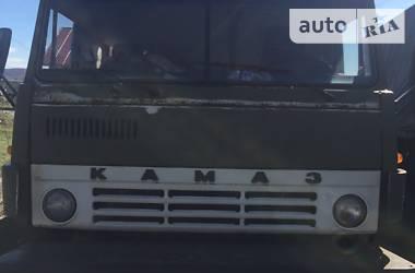 КамАЗ 54112 1989 в Львове
