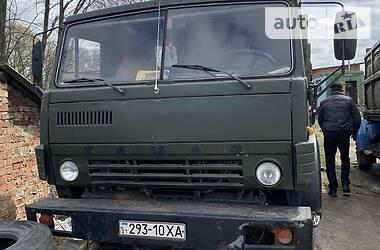КамАЗ 54112 1991 в Сумах