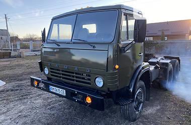 Тягач КамАЗ 54112 1990 в Житомире