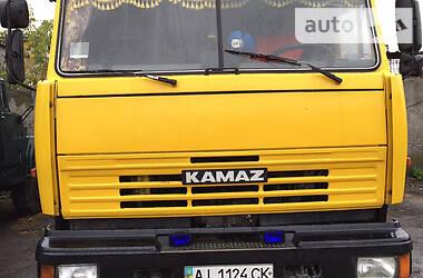 КамАЗ 54115 2007 в Богуславе