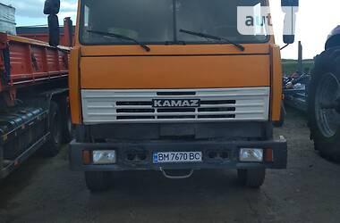 КамАЗ 54115 2007 в Сумах