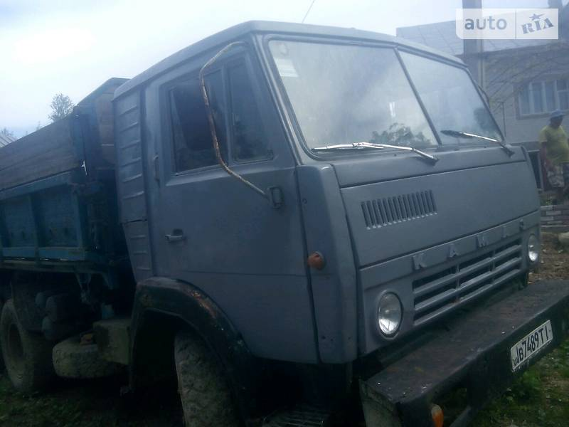 КамАЗ 5420 1990 в Ивано-Франковске