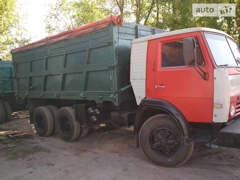 КамАЗ 55102 1990 в Калиновке