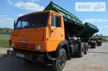 КамАЗ 55102 1987 в Ровно