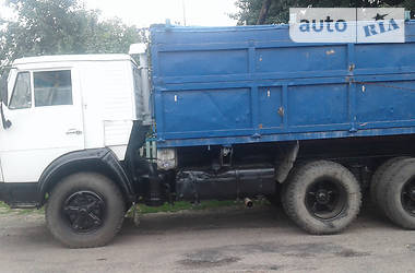КамАЗ 55102 2000 в Ружине