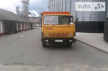 КамАЗ 55102 1989 в Бучаче
