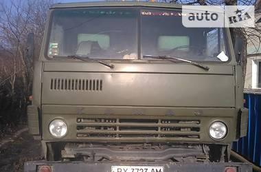 КамАЗ 55102 1992 в Хмельницком