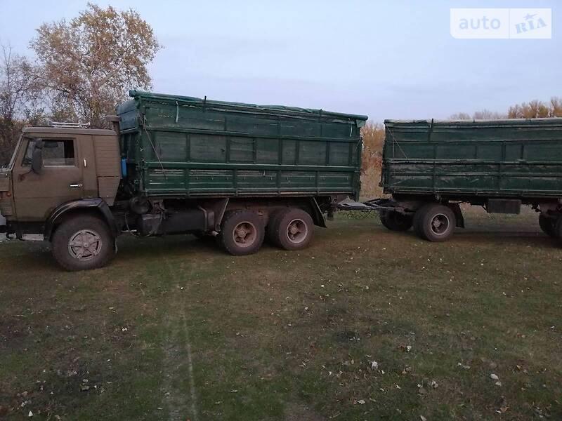 КамАЗ 55102 1986 в Кобеляках