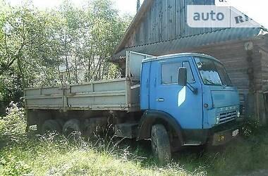 КамАЗ 55102 1989 в Межгорье