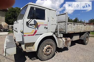 КамАЗ 55102 1990 в Черновцах