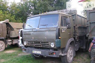 КамАЗ 55102 1988 в Бродах