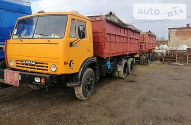 КамАЗ 55102 1989 в Чорткове