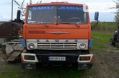 Самосвал КамАЗ 55102 1990 в Томашполе