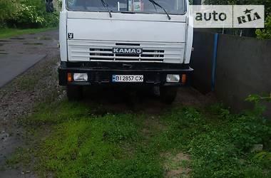 Самосвал КамАЗ 55102 1985 в Пирятине