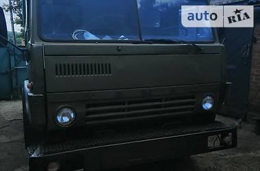 КамАЗ 55111 1992 в Сумах