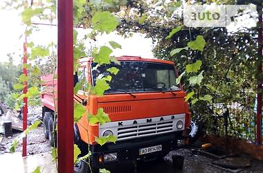 КамАЗ 55111 1989 в Мукачево