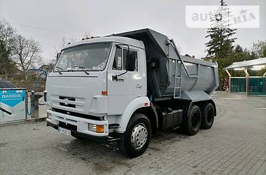 КамАЗ 55111 2005 в Львове