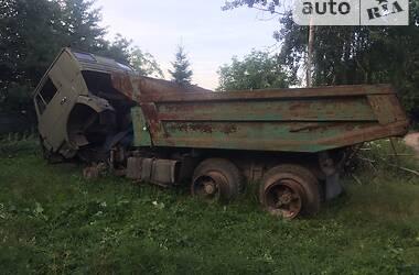 Самоскид КамАЗ 55111 1986 в Львові