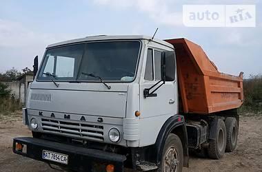 Самосвал КамАЗ 55111 1991 в Ивано-Франковске