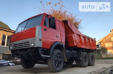 КамАЗ 5511 1981 в Тячеве