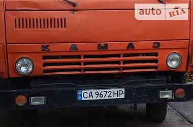 КамАЗ 5511 1986 в Золотоноше