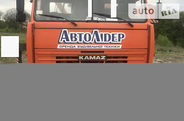 Автокран КамАЗ 5511 2007 в Полтаве