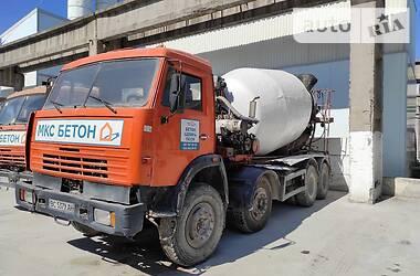 Бетономешалка (Миксер) КамАЗ 5814 2005 в Львове