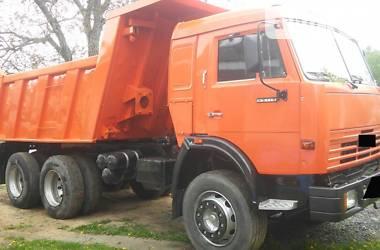 Самосвал КамАЗ 65115 2007 в Черновцах