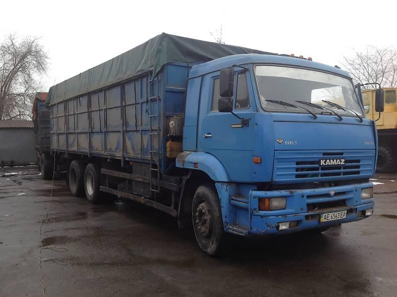 КамАЗ 65117 2009 в Днепре
