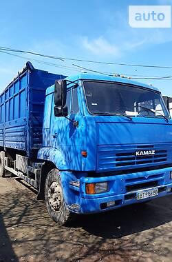 Бортовой КамАЗ 65117 2007 в Херсоне