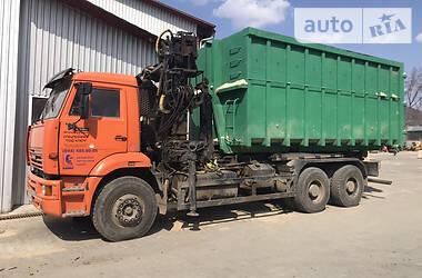 КамАЗ 6520 2012 в Тячеве