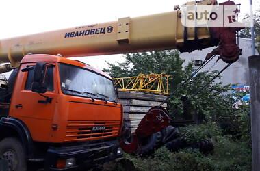 КамАЗ 6520 2013 в Николаеве