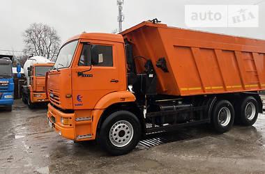 Самосвал КамАЗ 6520 2012 в Черкассах