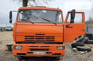 Самосвал КамАЗ 6520 2007 в Киеве