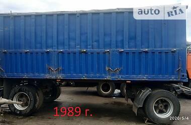 КамАЗ ГКБ 1989 в Новопскове