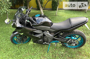 Мотоцикл Без обтекателей (Naked bike) Kawasaki ER-6F 2011 в Ивано-Франковске