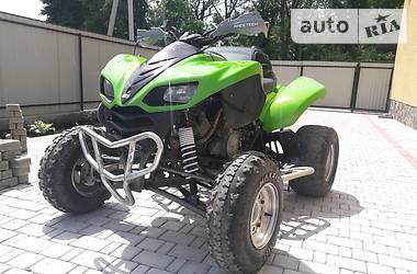Kawasaki KFX 2009 в Борщеве