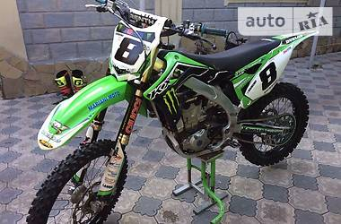 Kawasaki KXF  2014