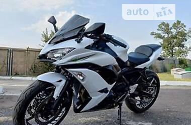 Мотоцикл Спорт-туризм Kawasaki Ninja 650R 2017 в Львове