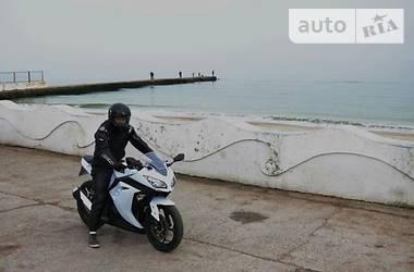 Kawasaki Ninja abs 2014