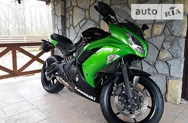 Kawasaki Ninja EX650 2014