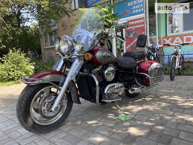 Kawasaki Vulcan 2002 в Зенькове